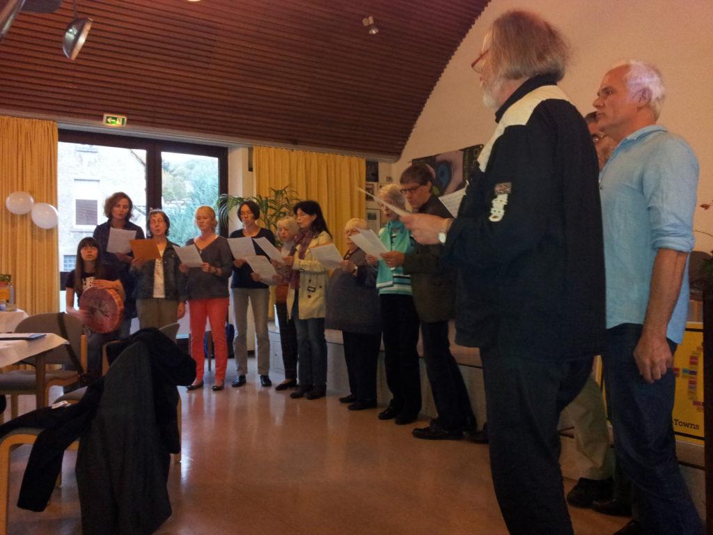 Das Chorprojekt der St. Johannis Gemeinde