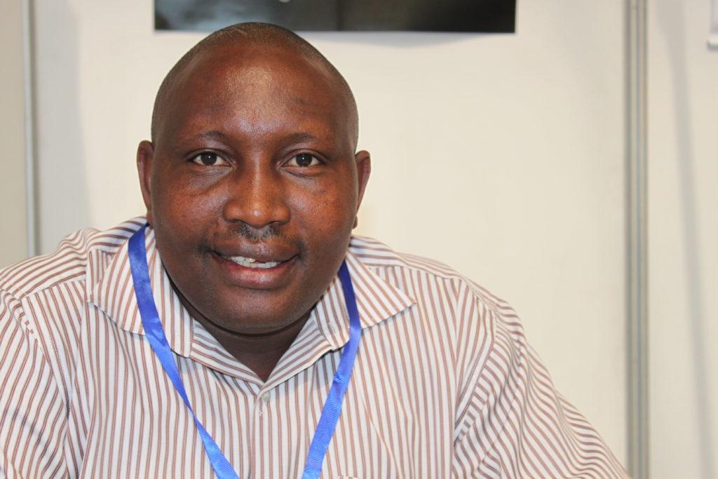 John Oenga, Liaison Officer in Kenia, Tansania, Äthiopien