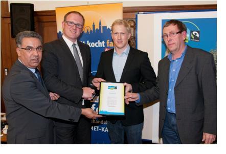 Verleihung FTT Duisburg