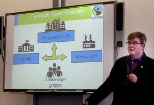 Fairtrade-Auftaktveranstaltung Nordhorn 18.06.2014