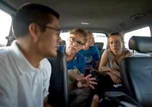 Reisegruppe Peru