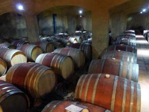 Weinkeller bei Koopmanskloof