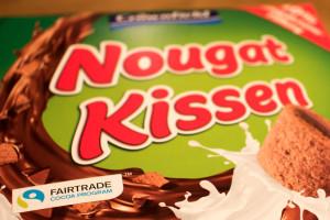 Kakaoprogramm: Nougat Kissen