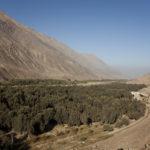 Landschaft in Peru
