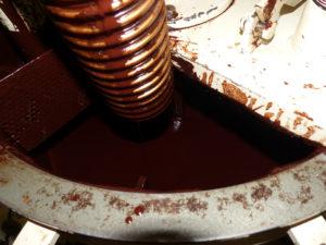 Kakaomasse flüssig