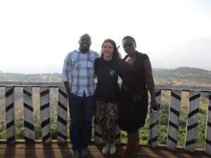 Calab, Janet & ich