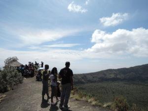 2016 Hike for Health zum Mount Longonot, Kenia