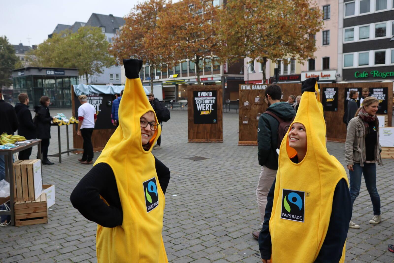 Ein Blick hinter die Kulissen von Fairtrade