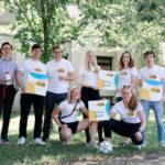 Projekte, Volleyball, Plakate und ganz viel Spaß – Das Sommercamp der FairActivists