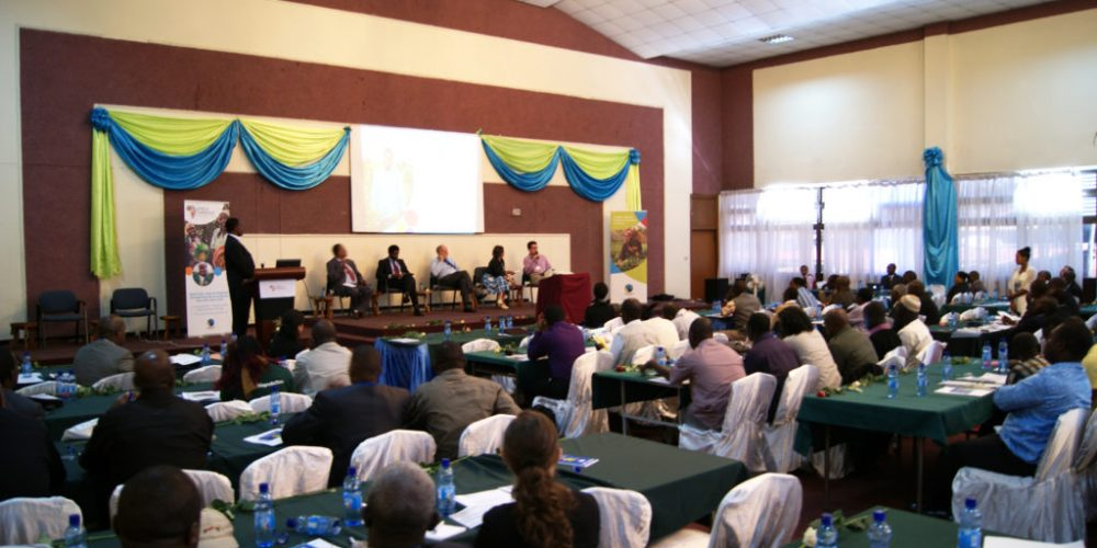 Africa Fairtrade Convention 2012