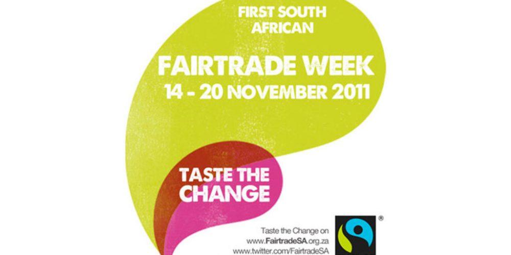 Taste the Change! Faire Woche Südafrikanisch