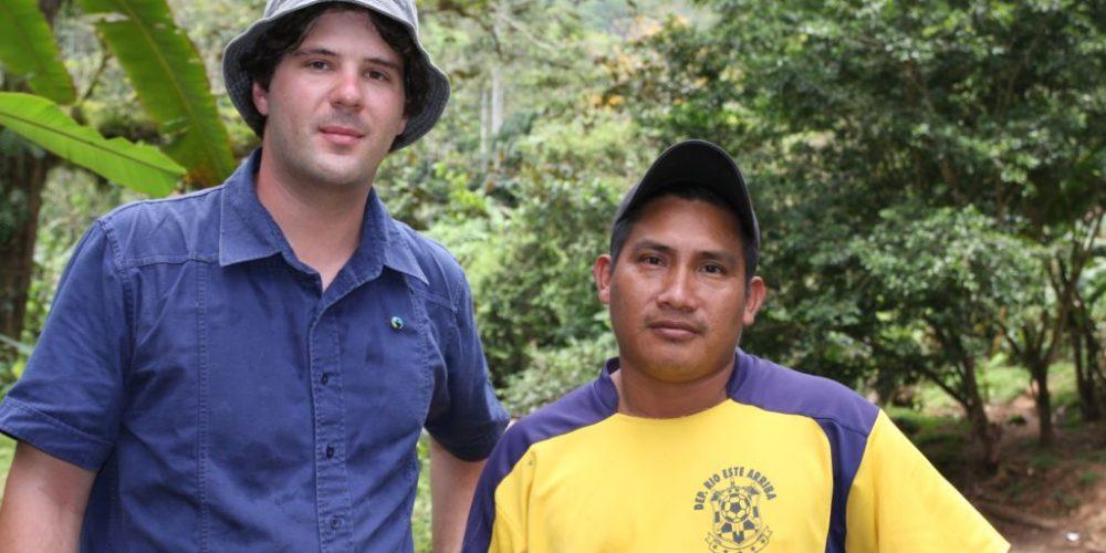 Kakaobauern und Klimawandel