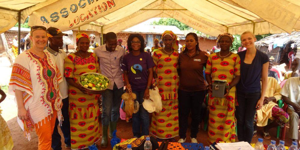 Ivorisch-deutsche Frauenpower