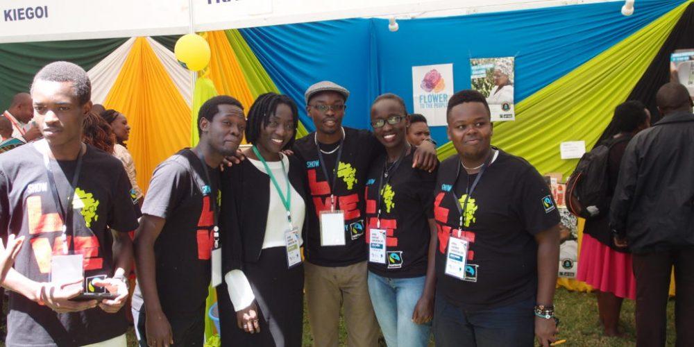 Fünf Tage volle Kraft voraus für Afrikas Fairtrade-Produzenten