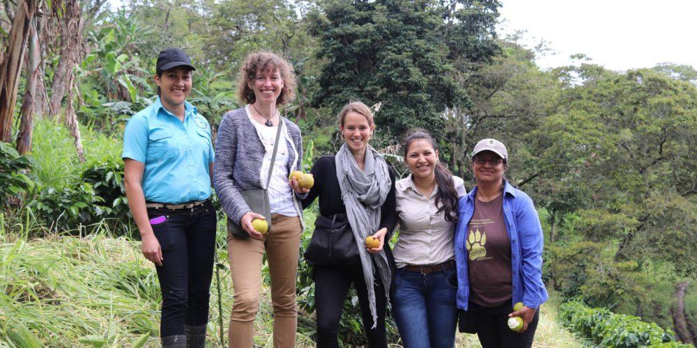 Anpassung an den Klimawandel, starke Frauen und engagierte Nachwuchsbauern