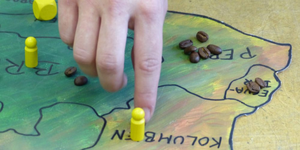 Global Education Week ist beendet – neun Fairtrade-Workshops in zehn Tagen