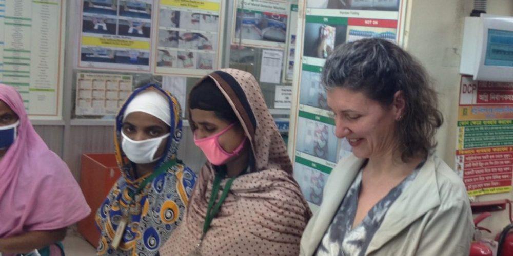 Dialogreise in Bangladesch – Soziale Standards und Arbeitsbedingungen – Erleben der Textilindustrie