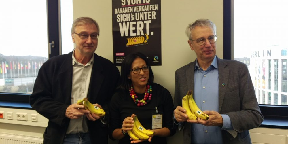 Das ist doch voll Banane!
