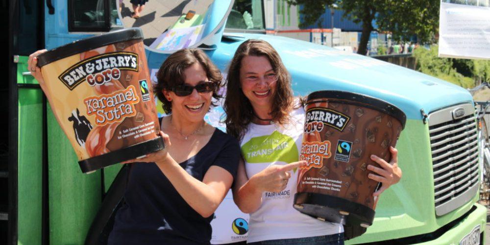 Peace, Love & Ice Cream – Heiß auf Eis in Köln
