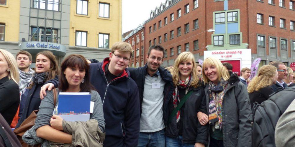 7. Internationale Fairtrade Towns Konferenz in Oslo