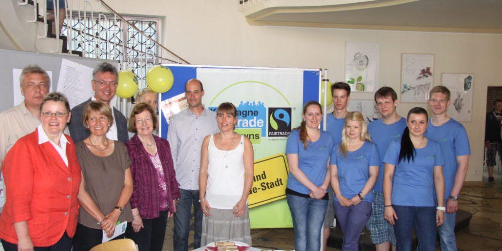Schüler organisieren Fairtrade-Messe