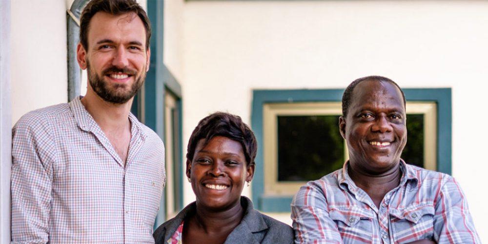 Unterstützung für das Fairtrade-Büro in Accra