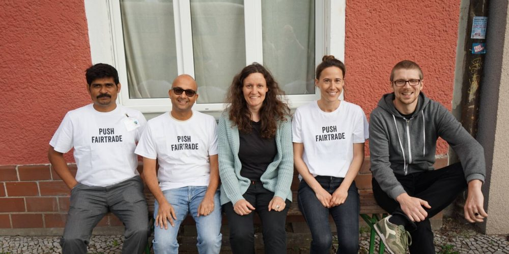 Give garment worker's a voice – Berlin diskutiert Fairness in der Textilindustrie zur Fashion Revolution Week