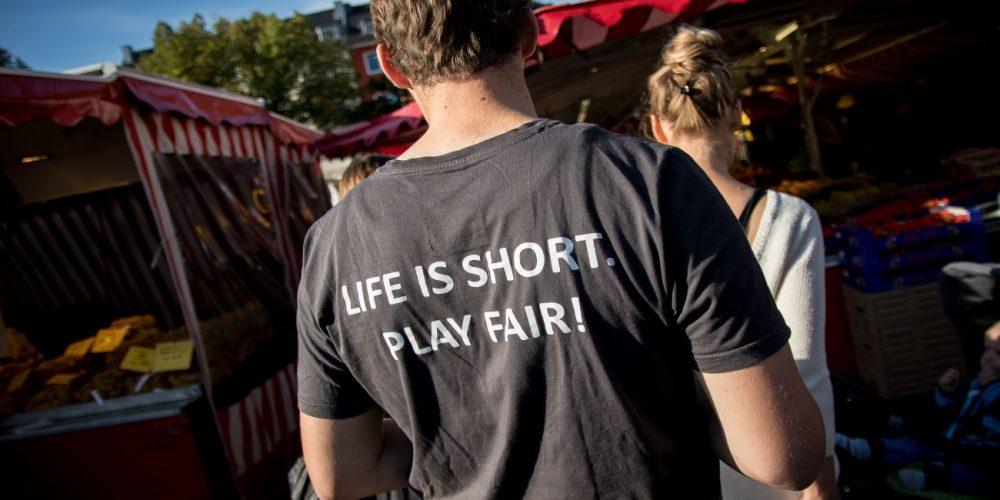 Wir gehen raus: Fairtrade feiert den Coffee Fairday