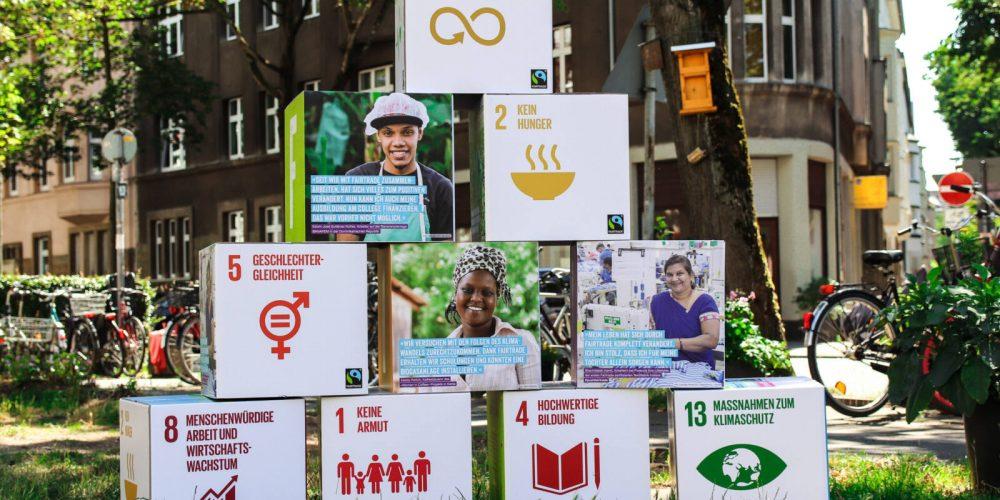 """Online-Tagung: """"Fünf Jahre SDGs – Kompass für das Engagement im fairen Handel?"""""""