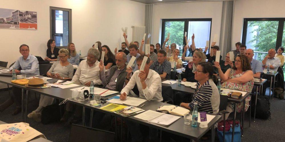Mitgliederversammlung von TransFair e.V.