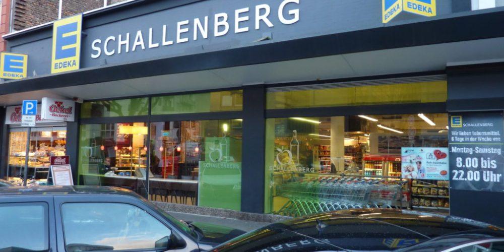 Edeka Schallenberg handelt fair