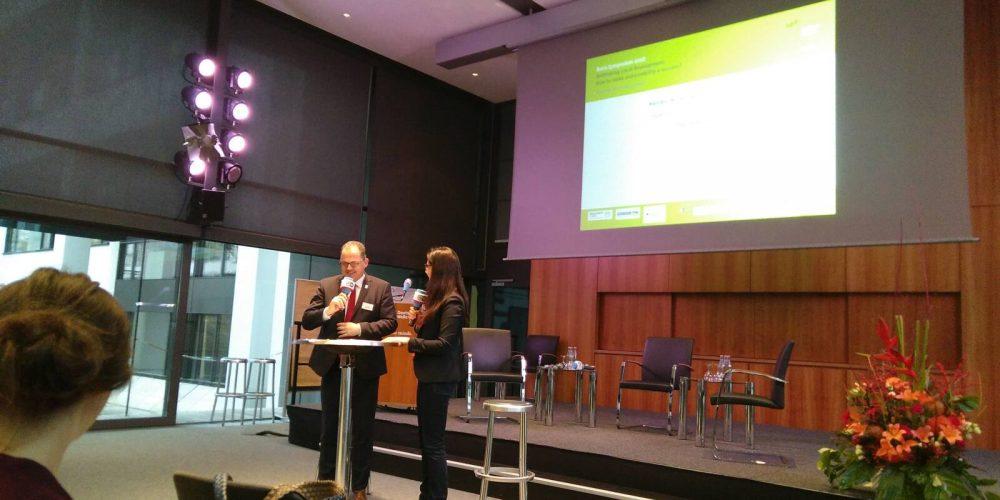 Bottom-Up oder Top-Down? Spannende Diskussionen auf dem Bonn Symposium 2018