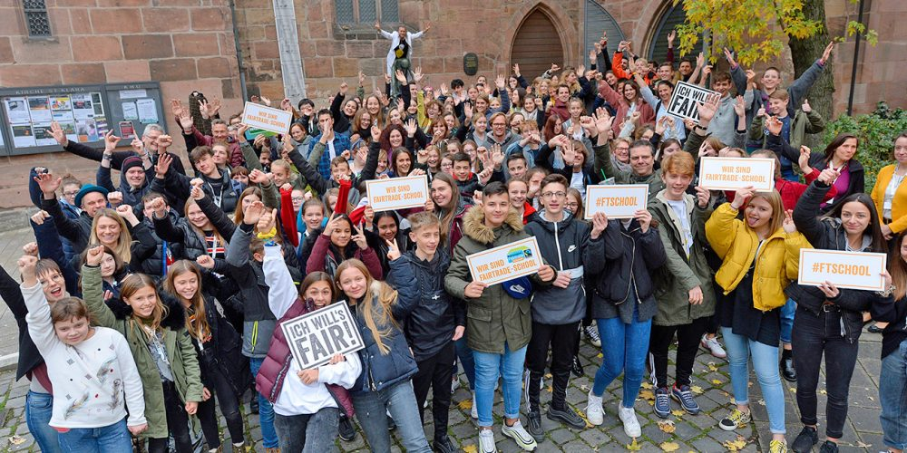 Fairtrade-Schüler*innenakademie in Hannover und Nürnberg