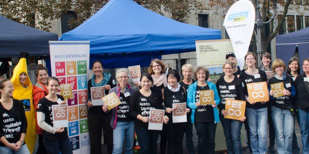 Faire Woche Im Rheinland: Rundum Fair in der Bonner Innenstand