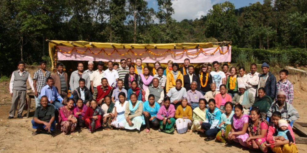 Kleinbauerntee aus Darjeeling