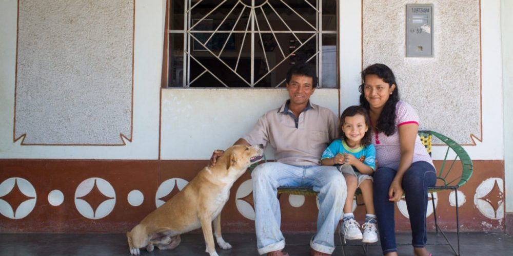 Ein zweiter Gast der Fairen Woche: Domingo Isaias Vidal Espinoza