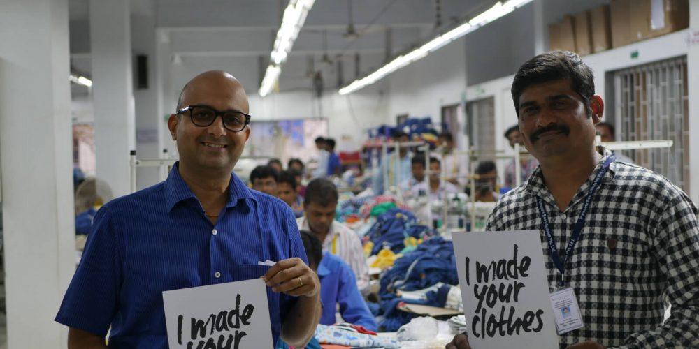 #PushFairtrade: Haben Amit und Hasmukh deine Kleidung gemacht?