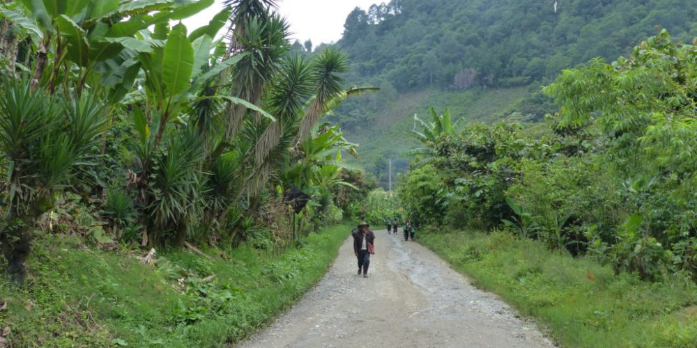 Unterwegs zu Fairtrade-Kaffeeproduzenten in Guatemala