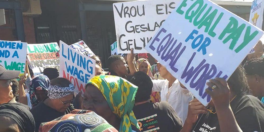 """Regverdig"" bedeutet ""fair"" auf afrikaans"