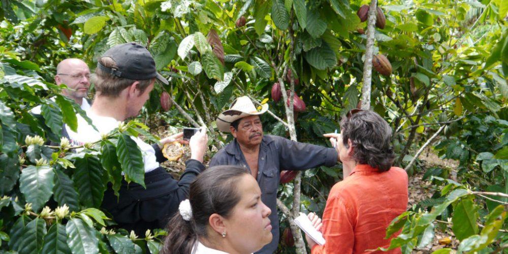 Klimawandel als Herausforderung – Besuch in Mittelamerika