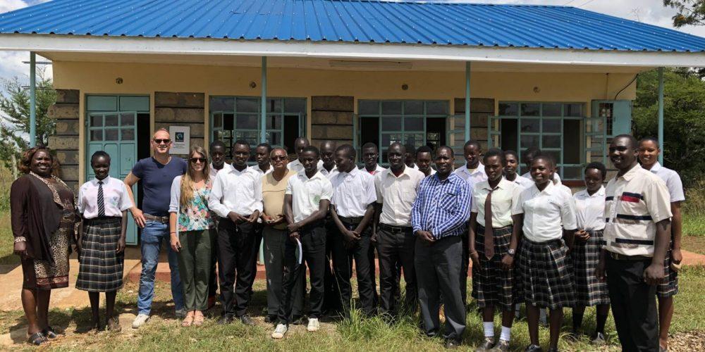 Fairtrade-Rosen auf der Spur nach Kenia
