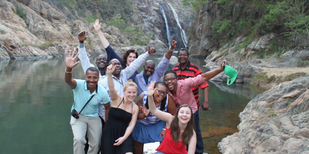 Zu Gast beim Southern Africa Network