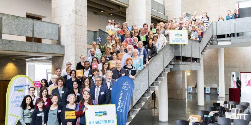 Vernetzungstreffen Fairtrade-Towns in Köln
