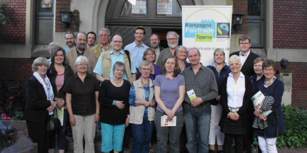 Lage auf dem Weg zur Fairtrade Town