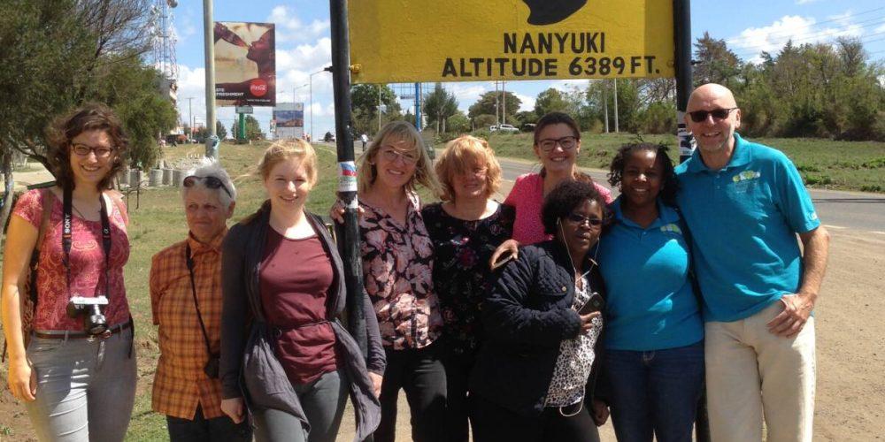 Die Fairtrade-Initiative Saarbrücken zu Gast in Kenia