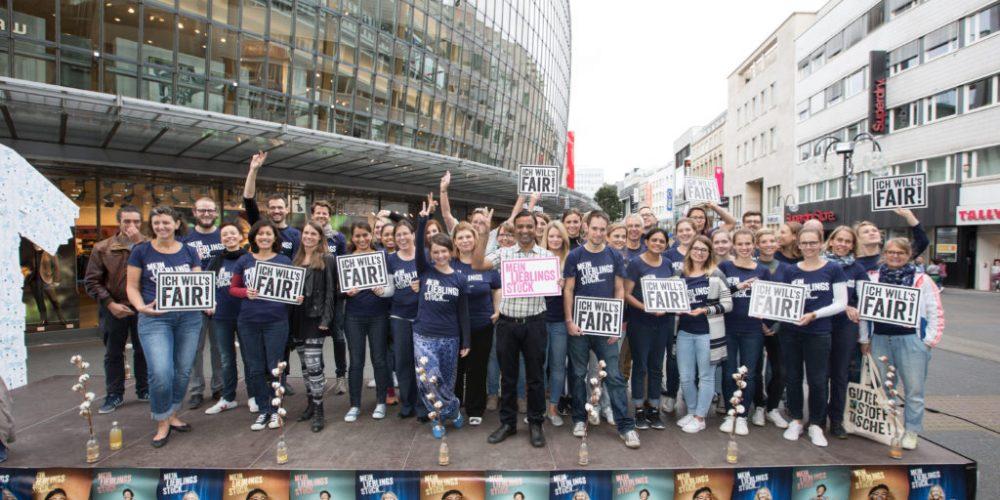 """Mein Freiwilliges Soziales Jahr bei Fairtrade Deutschland – ein """"kleiner"""" Rückblick"""