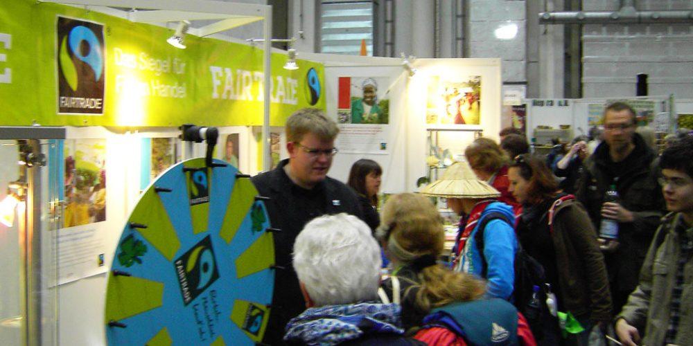 Kirchentag in Hamburg – Fairtrade Deutschland war mit dabei!
