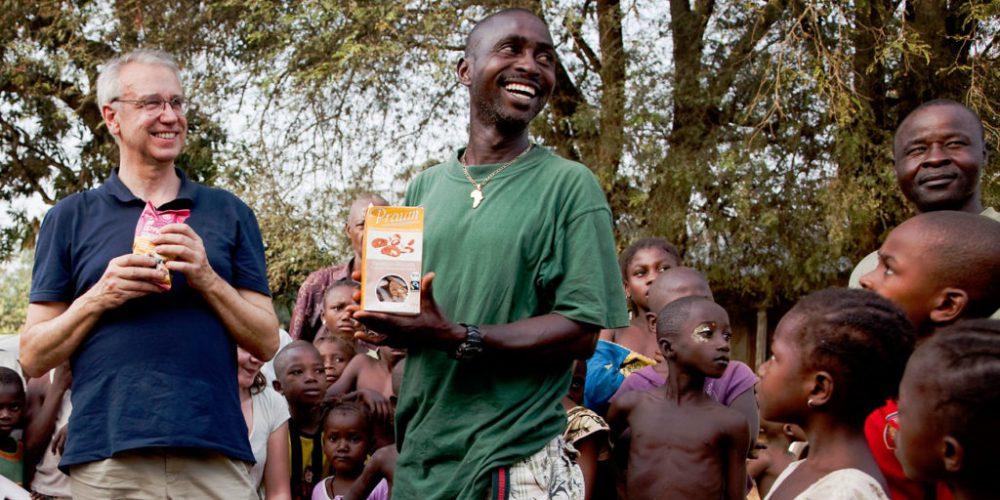 Besuch einer Kakao-Kooperative in Talia
