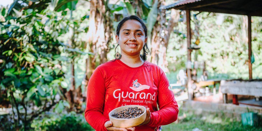 """#Storybox: Guarana-Expertin Clicia über das """"Auge des Waldes"""" in der """"Lunge der Erde"""""""