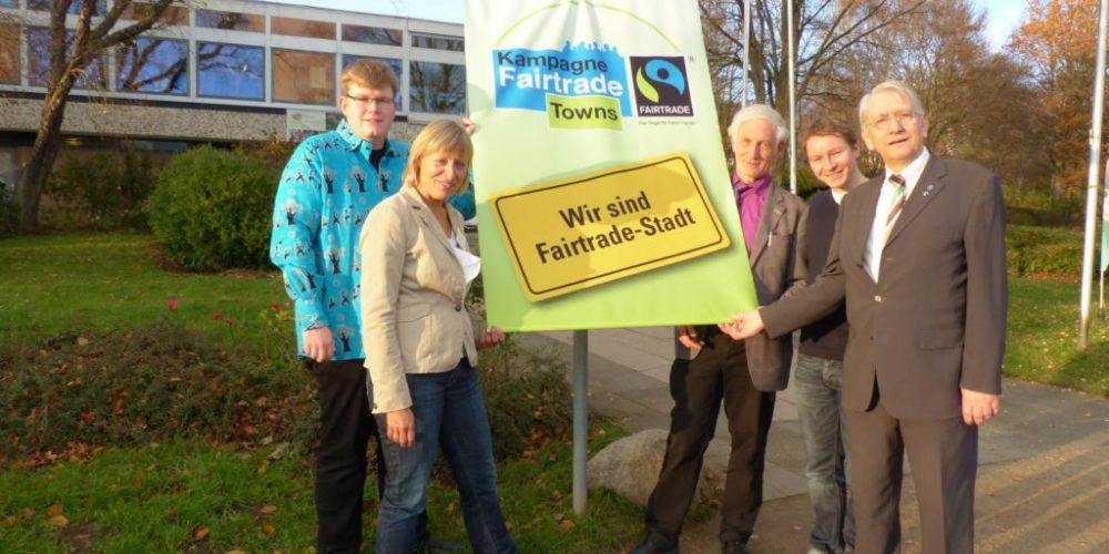 Eutin ist 213. Fairtrade Stadt in Deutschland – große Auszeichnung!